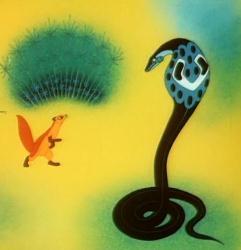Метафоричность образов рассказа «Рикки-Тикки-Тави»