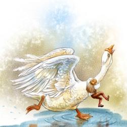 Психологический аспект «Путешествия Нильса с дикими гусями»
