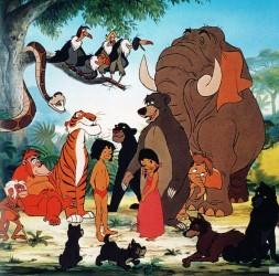 Краткое содержание произведения Р. Киплинга «Книга джунглей»